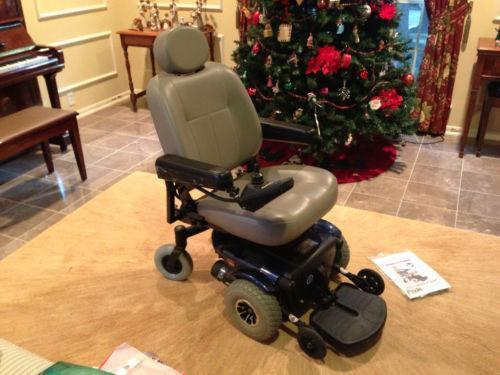 jazzy power chair seat
