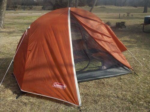 Coleman Hooligan 2 Lightweight Backpacker Tent 8x6 & Coleman Hooligan 2 Lightweight Backpacker Tent 8x6 | in Pershore ...