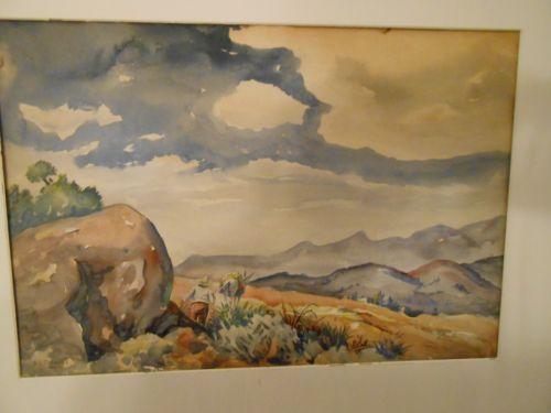 Delightful Mexico Painting   EBay