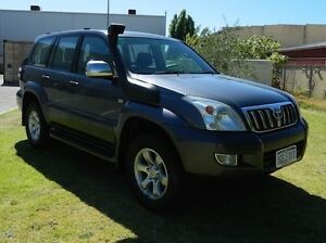 06 Toyota Prado GXL Auto TurboDiesel Wgn with NO DEPOSIT FINANCE* O'Connor Fremantle Area Preview