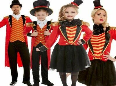 The Greatest Showman Kostüm Erwachsene Kinder Kostüm Kostüm - Kind Zirkusdirektor Kostüme