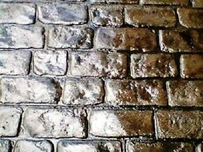Concrete Stamp Polyurethane Printing On Cement Texture Bridge Mat Sidewalk