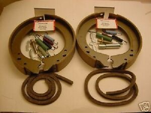 8NAA2250 / 8N2200BAF Complete Ford Tractor Brake Shoe Repair Kit 8N & NAA