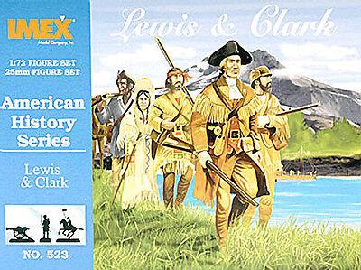 NEW Imex 1/72 Lewis & Clark 523