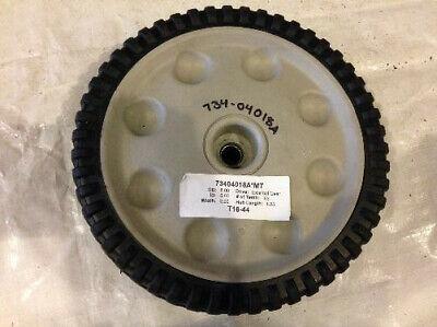 Craftsman MTD Troy-Bilt Walk Behind Trim Lawn Mower Gear Drive Wheel 734-04018C