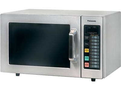 Panasonic Ne-1064f Pro Commercial Microwave Oven 1000w W See Through Door