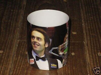 Ronnie O'Sullivan Snooker Legend Awsome New MUG
