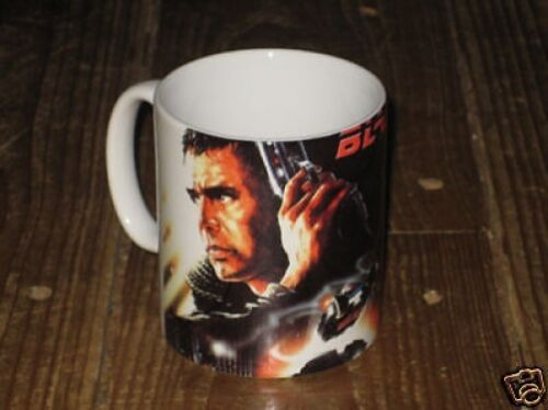 Harrison Ford  Rutger Hauer Blade Runner New MUG