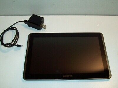 Samsung Galaxy CE 0168 10.1 Android tablet WiFi w 16 GB memory