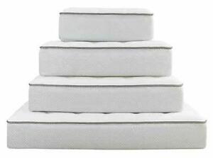 """60% OFF Until September 18, 2016-- 10"""" Premium Foam Mattresses"""