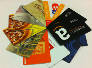 Wanted: Quick Cash For Your Gift Cards Retail GiftCard