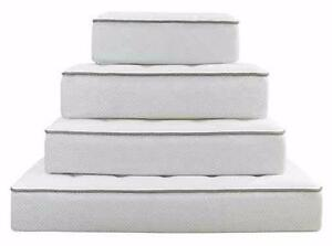 "NEW 5 1/2"" FOAM MATTRESSES.  Single/Twin, Double/Full and Queen"