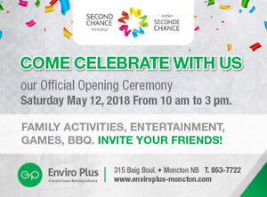 EXERCISE EQUIPMENT-  MAY12TH, CELEBRATE WITH US