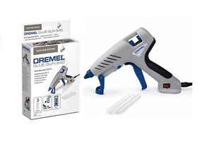 Dremel 940-3 Hot Glue Stick Gun High Tmp Anti Drip 11mm F0130940JB