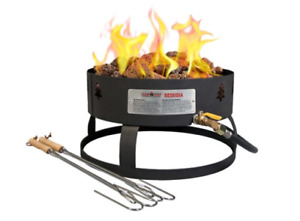 Propane Fire Pits - In Stock!