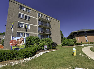 Kappele Circle Apartments: Apartment for rent in North Stratford Stratford Kitchener Area image 1
