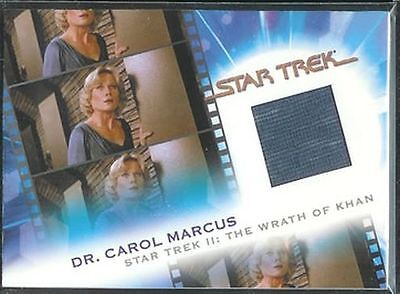 Komplettes Star Trek Filme Kostüm Karte MC12 Dr.Carol Marcus