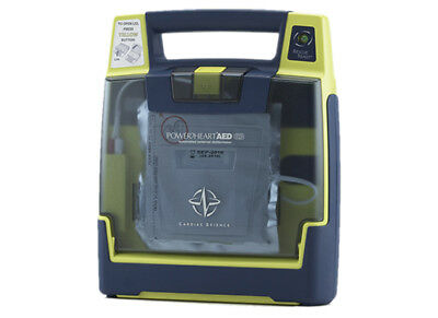 Cardiac Science Powerheart G3 Plus Aed Defib- Biomed Recertified