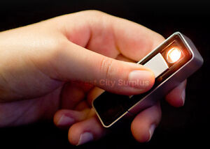 Cool Ignite® Elite Rechargeable Windproof USB Lighters