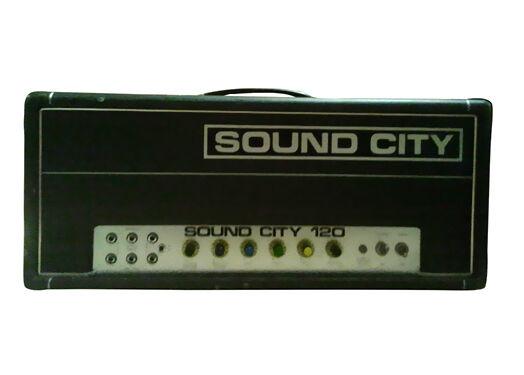 Sound City 120