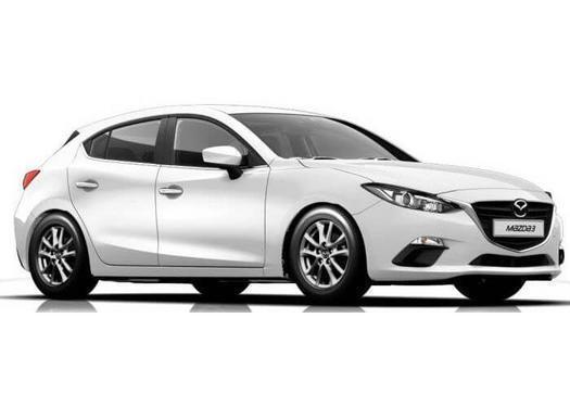 2017 Mazda 3 1 5d Se 5 Door Sel Hatchback