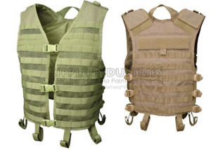 Condor Hydration vest paintball molle magfed airsoft  tactical