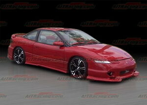 Saturn SC3 side skirts