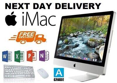 "Apple iMac 20"" Intel C2D 2.3 GHz- 4GB RAM- 160GB HD Good Condition"