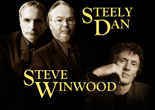 Steely Dan And Steve Winwood Tickets 07/06/16 (Holmdel)