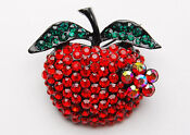 Teacher Apple Pin