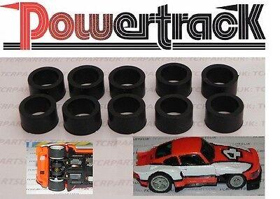 5 Pair Matchbox Powertrack Back Tyres Brand New Factory Stocks