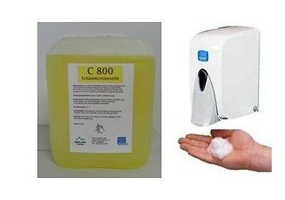 Schaumseifenspender 500 ml + Schaumseife 5 Liter