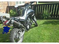 Yamaha xt660r , swap for quad