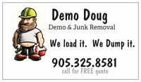 Demolition and General Contracting