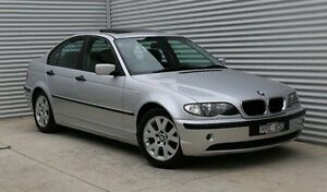 2002 BMW 318I E46 MY2002 Steptronic Silver 5 Speed Sports Automatic Sedan Thomastown Whittlesea Area Preview