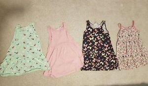 2-4 yrs summer dresses