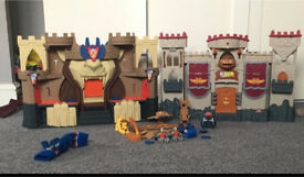 Imaginext Castles