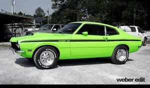 Looking for a ford maverick or comet