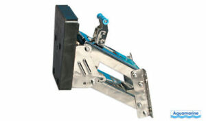 NEW! Aquamarine Outboard Auxiliary Motor BRACKET HD up to 20HP