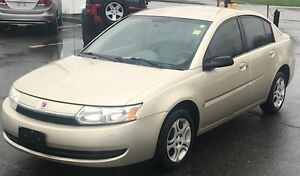 2004 Saturn ION AUT0,AIR,LOADED