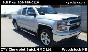 2015 Chevrolet Silverado 1500 LS - 20 Wheels, XM, Bluetooth & Vi