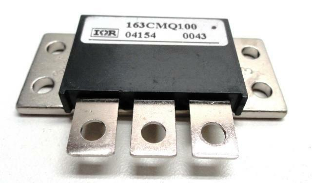 """1 used """"INTERNATIONAL RECTIFIER"""" 163CMQ100 160A 100V Schottky Diode."""
