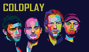 Coldplay, August 22 @ Rogers Centre