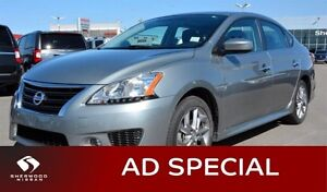 2013 Nissan Sentra SR NAVI ROOF AUTO Special - Was $15995 $110 b