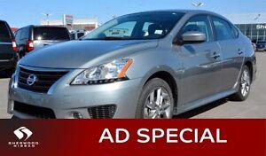 2013 Nissan Sentra SR NAVI ROOF AUTO Special - Was $15995 $110 b