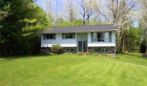 House for Rent - Seagrave, Ont.