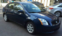 2009 NISSAN SENTRA XTRONIC CVT (very low mileage!) - $7999