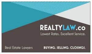Real Estate Lawyers - Competitive Rates, Excellent Service