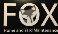 FOX Maintenance Service Home and Yard