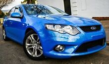 2011 Ford Falcon FG XR6 Blue 6 Speed Sports Automatic Sedan Medindie Walkerville Area Preview